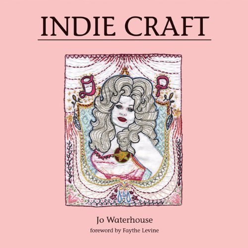 indie craft Jo Waterhouse Book Review