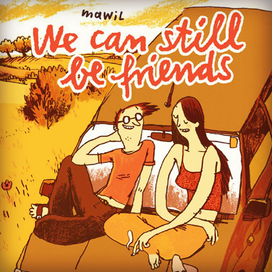 Mawil-Can we still be friends-review