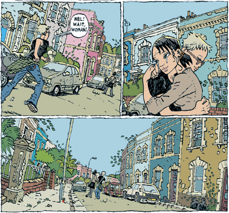 NELSON Graphic Novel- Simon Gane