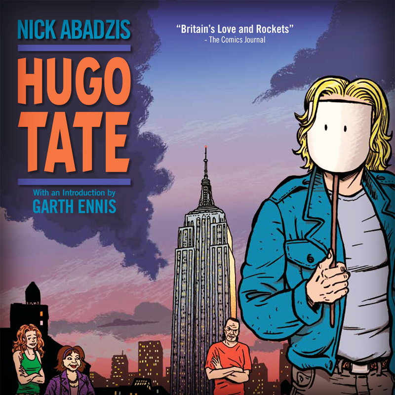 hugo_tate_Nick Abadzis-Review