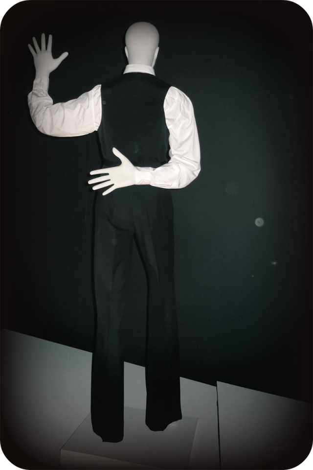 Bowie is -thin white duke