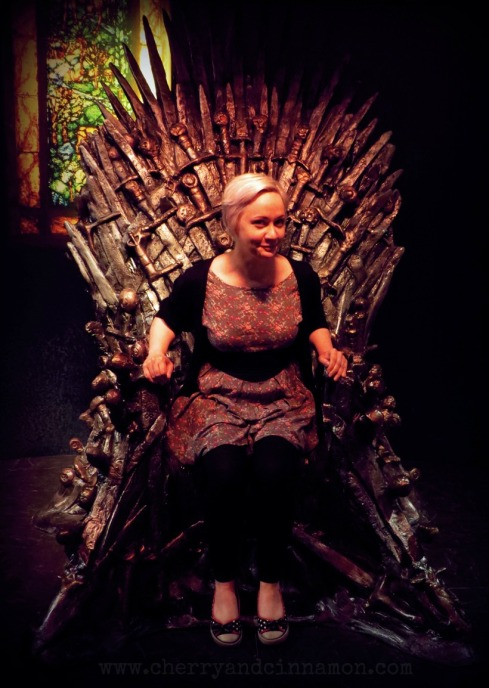 Look Who's on the Iron Throne