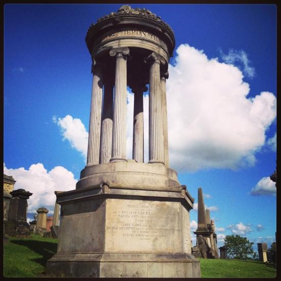necropolis-glasgow monument