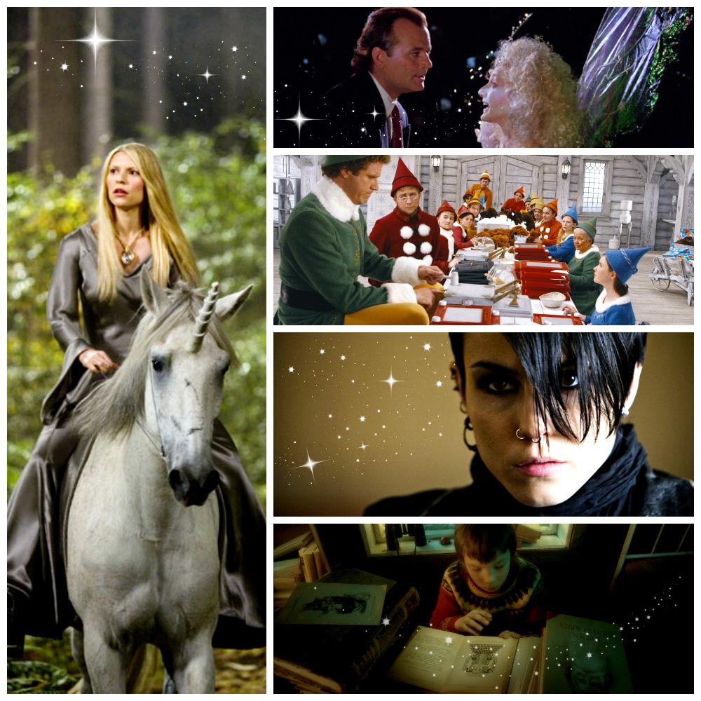 Five Festive Films