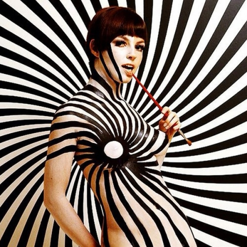 60s_World_instagram_opart body art