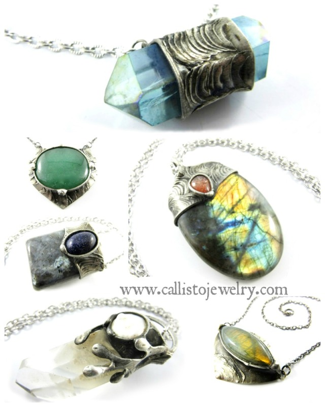Callisto Jewellery selection