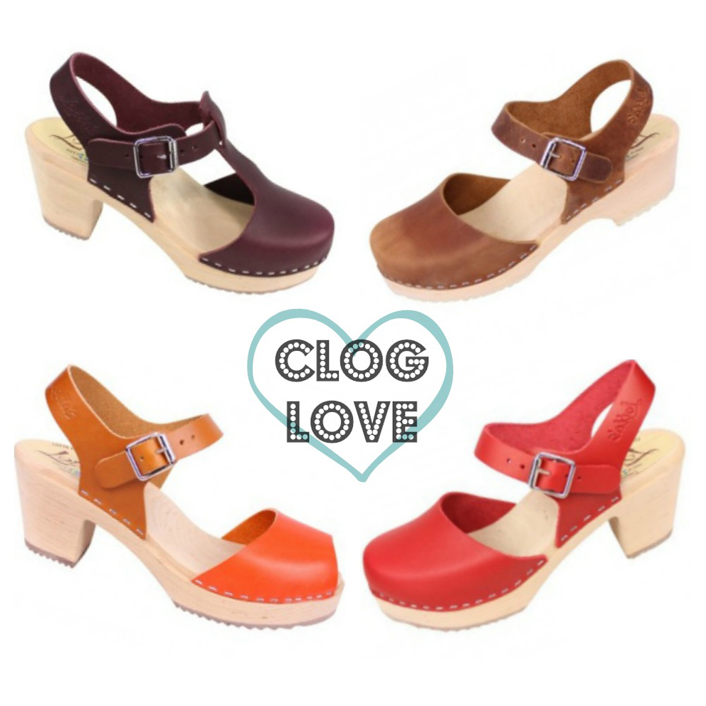 Clog Love -Lotta From Stockholm