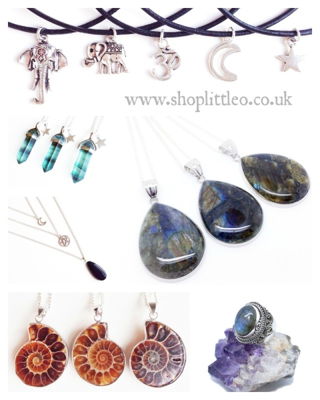 shop little o jewellery collection