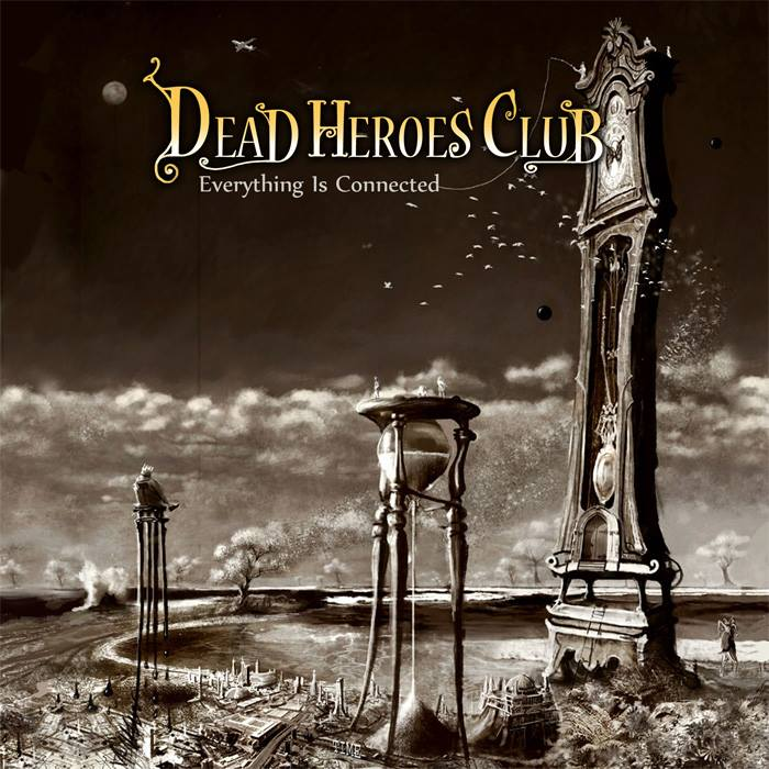 Dead Heroes Club- Irish Prog Rock
