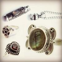 Penny Dreadful inspired Jewellery Wishlist
