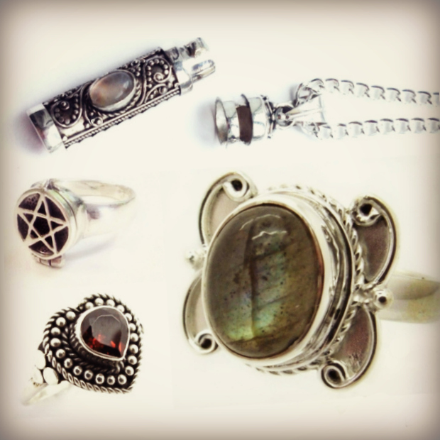 Penny Dreadful inspired Jewellery