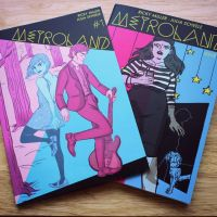 Book Review- Metroland by Ricky Miller, Julia Scheele and co.