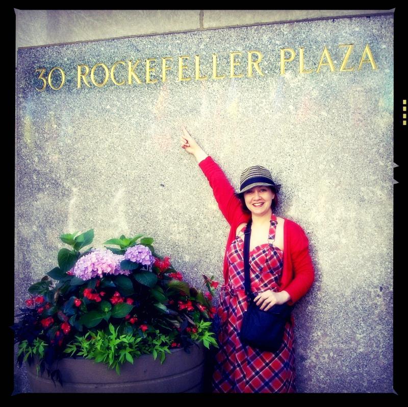 30 Rockefeller Plaza NY