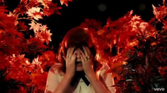 cosmic love- Florence and the machine