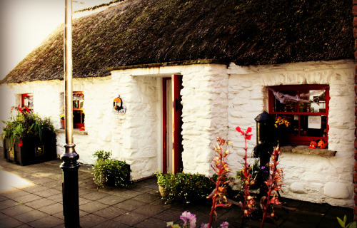Craft Cottage- Craft Village Derry