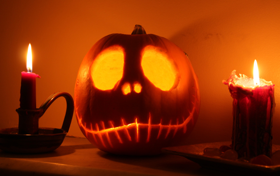 My Favourite Halloween Pumpkin design- Jack Skellington