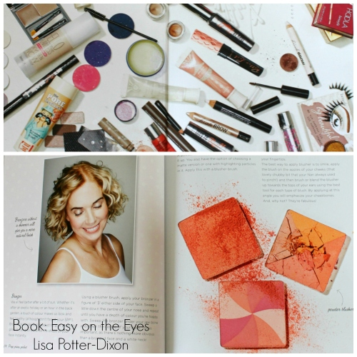 Benefit Makeup Book- Easy on the Eyes