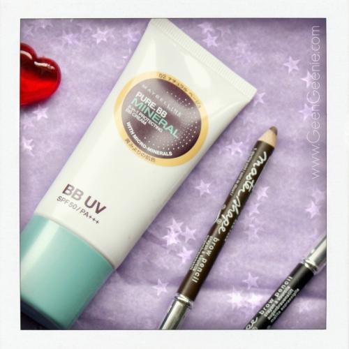 Maybelline UV BB Cream Japan