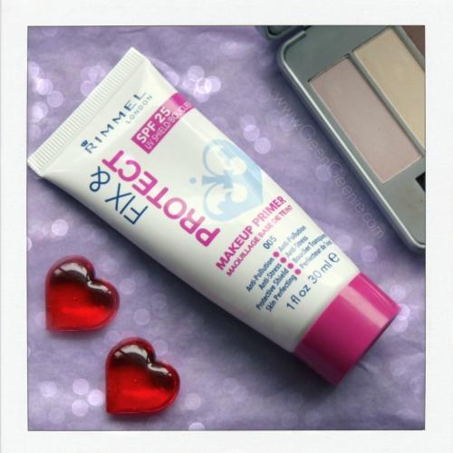 Rimmel Fix and Protect makeup primer