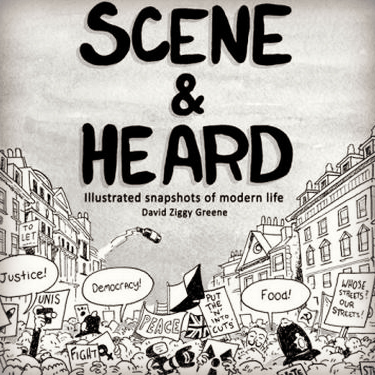 scene and heard book review