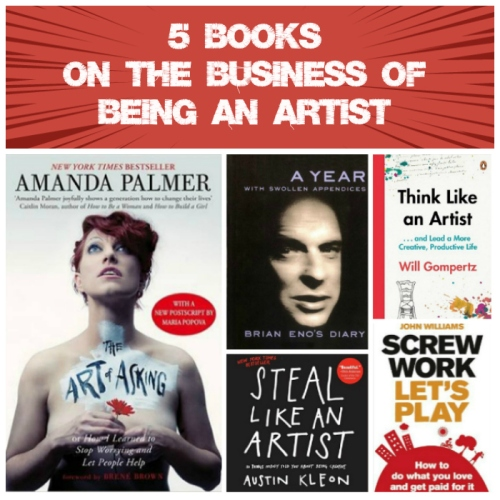 Books on Business of Being an Artist