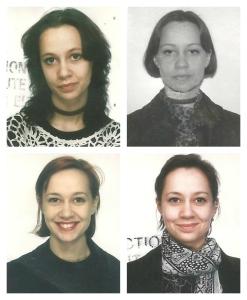 A-Level Art Student 1994-96
