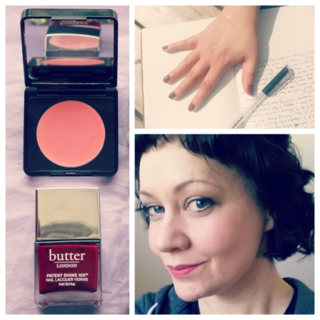 Butter London-cream blush