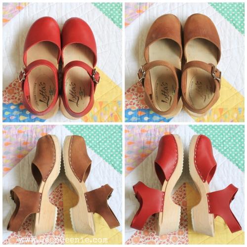 UK size 4 clog sandals for sale